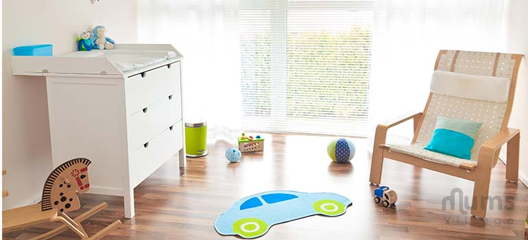 large baby room