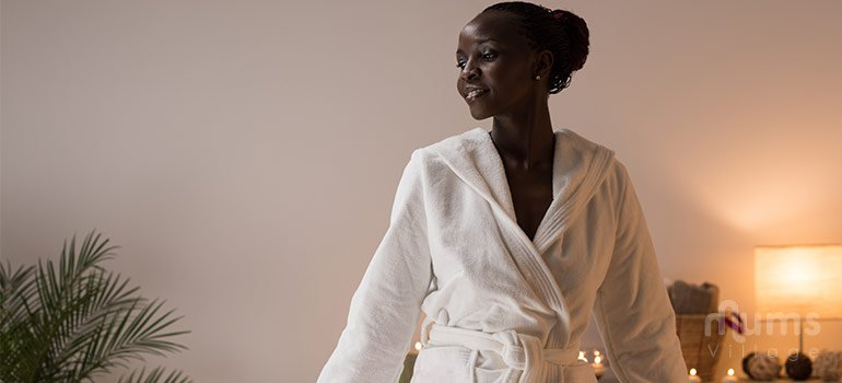 African-woman-in-white-robe