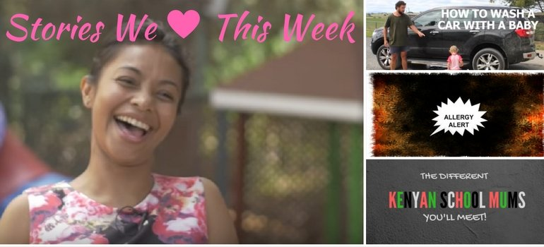 Weekly Round-Up II- Ninja Mum