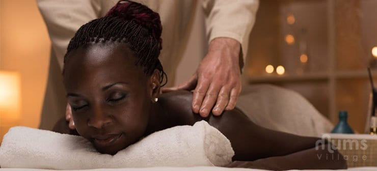 Massage, Ayush holistic center