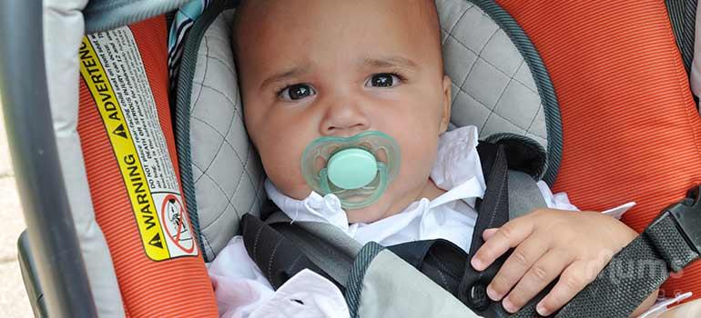 week 4 baby