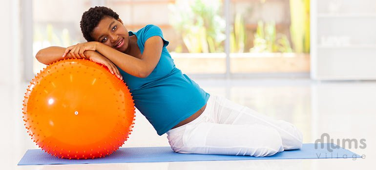 Keeping Fit While Pregnant