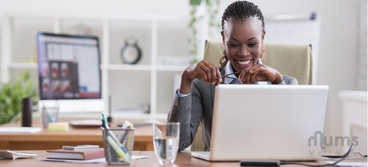 Beautiful-African-working-woman