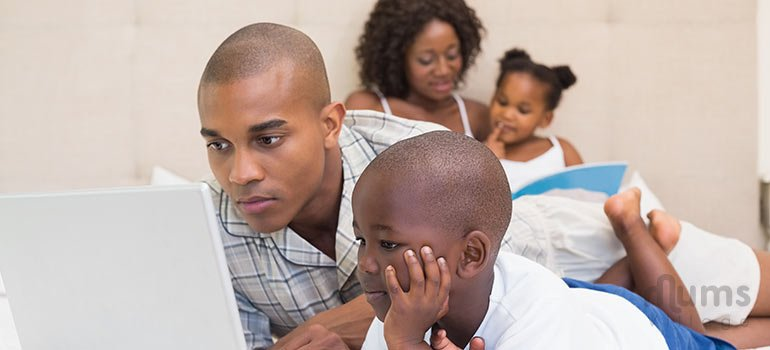 Raising children in a world of technology