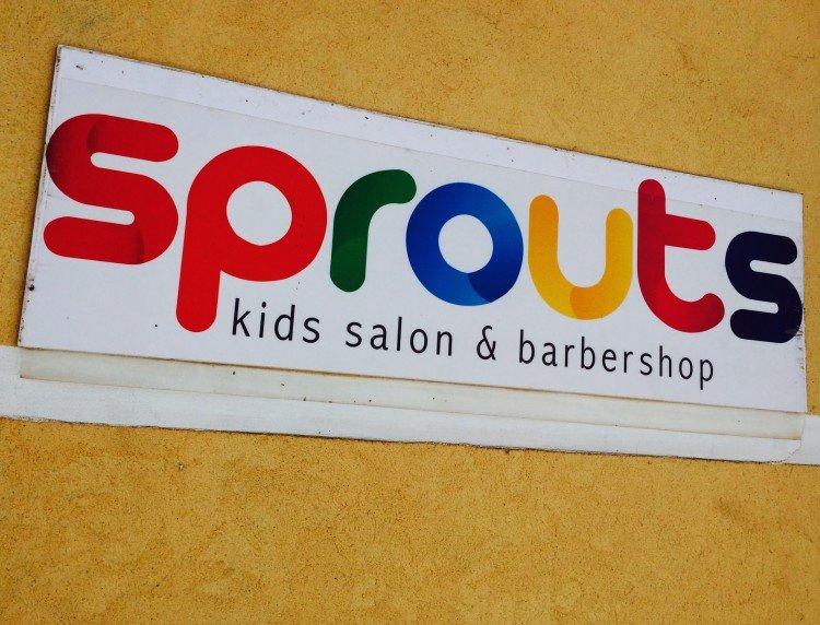 Sprouts Kids Salon