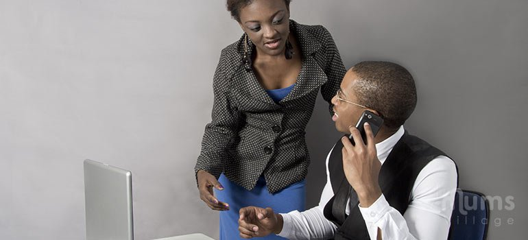 insurance provider/harassment