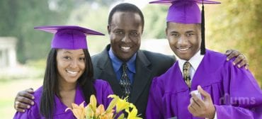 black-black-happy-father-with-son-and-daughter-graduation