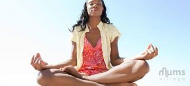 black-woman-meditating