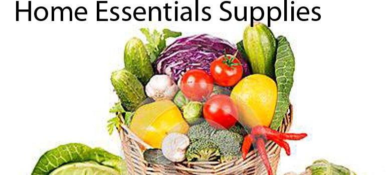 Home Essentials Supplies