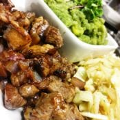 foods by ricky mukimo with lamb