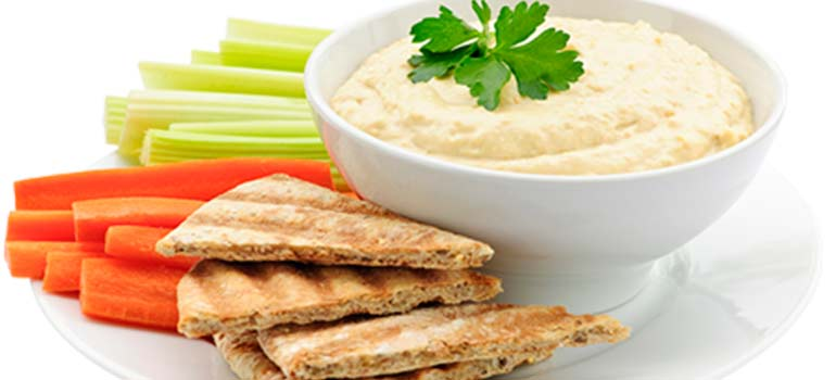 hummus best healthy snack