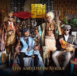 Sauti Sol Album Cover-Front