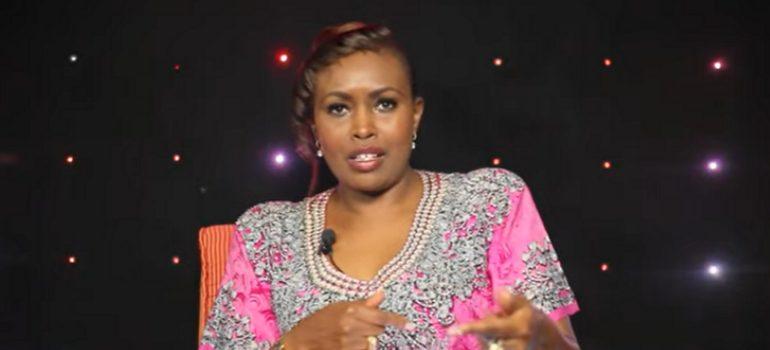 Caroline Mutoko