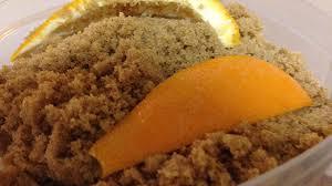 brown sugar orange