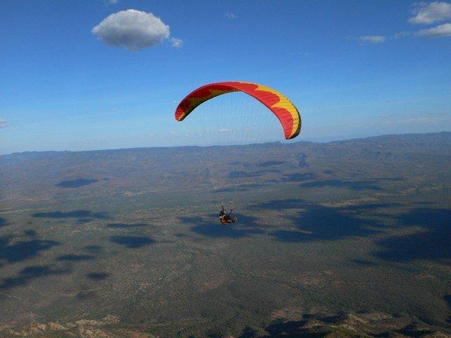 Kerio-Paragliding-Romantic getaway