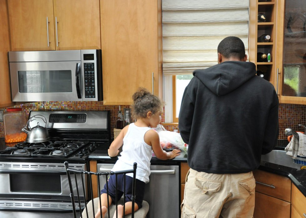 father-daughter cooking not resized