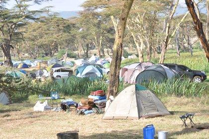 lewa camping