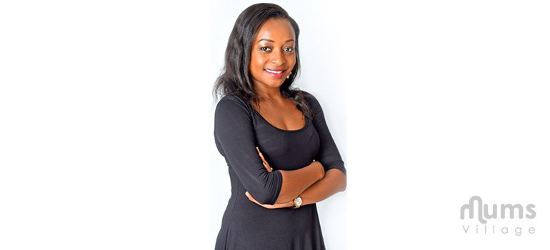 Janet Mruttu Just 9 maternity
