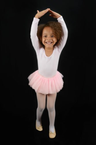 sheila's daughter, ballet
