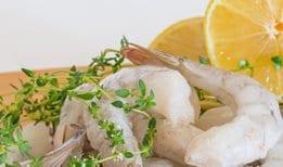 Jahazi Seafood - Prawns