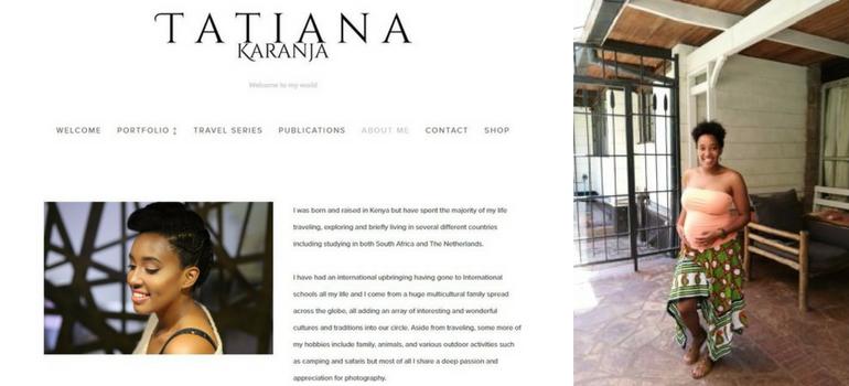 Tatiana Karanja