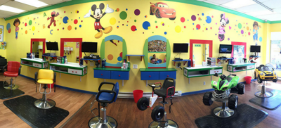 kids salons