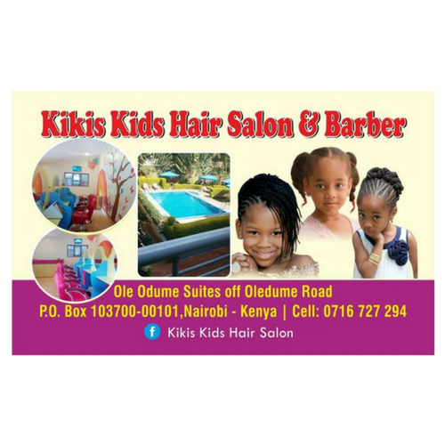 kiki's kids hair salon