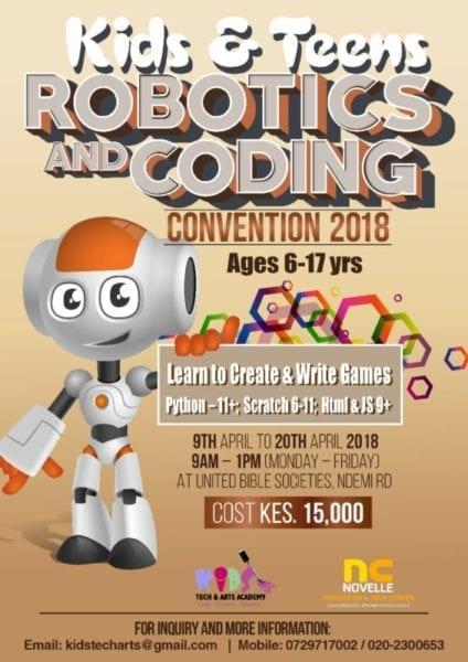 Kids & Teens Robotics