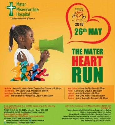 Mater Heart Run