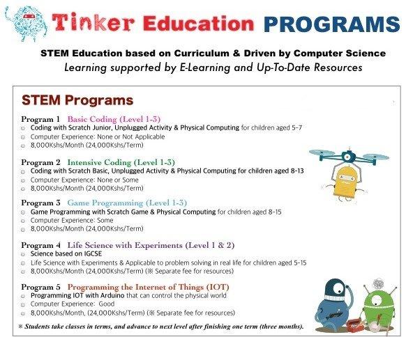 Tinker Education