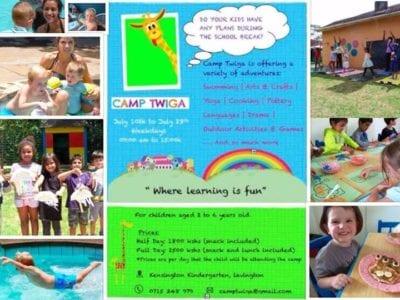 Camp Twiga