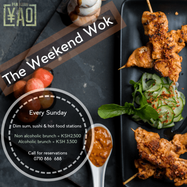 Weekend Wok