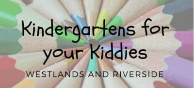 Kindergartens, Riverside, Westlands