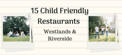 Family friendly restaurants