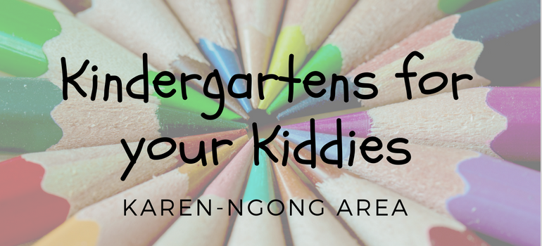 Kindergartens, Karen, Ngong