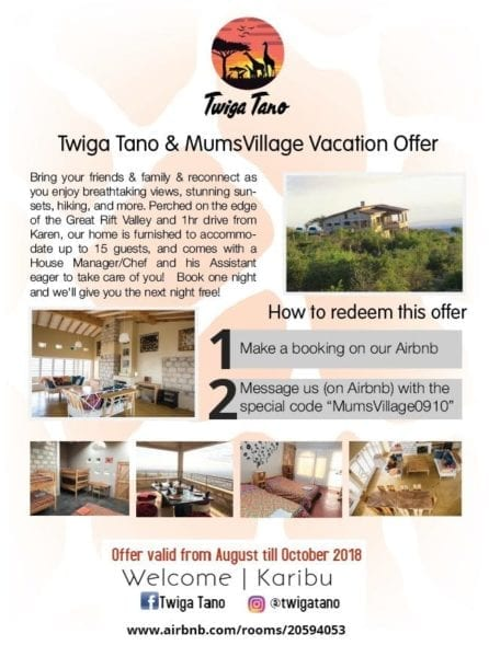 Twiga Tano Holiday Homes
