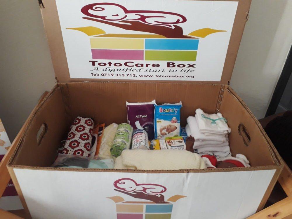 TotoCare Box