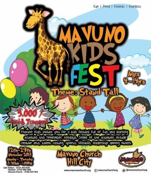 Mavuno Kids