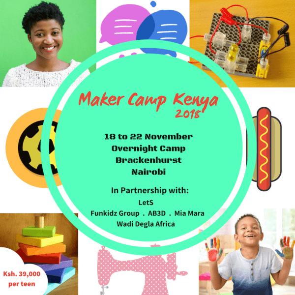 Maker Camp Kenya