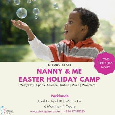 Strong Start- Parklands April Holiday Camp
