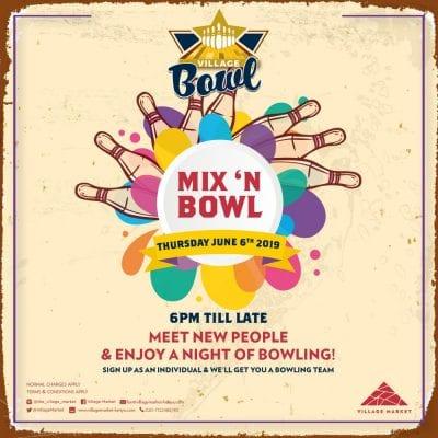 Mix 'N Bowl