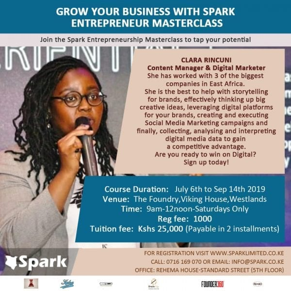 Grow Your Business - Spark