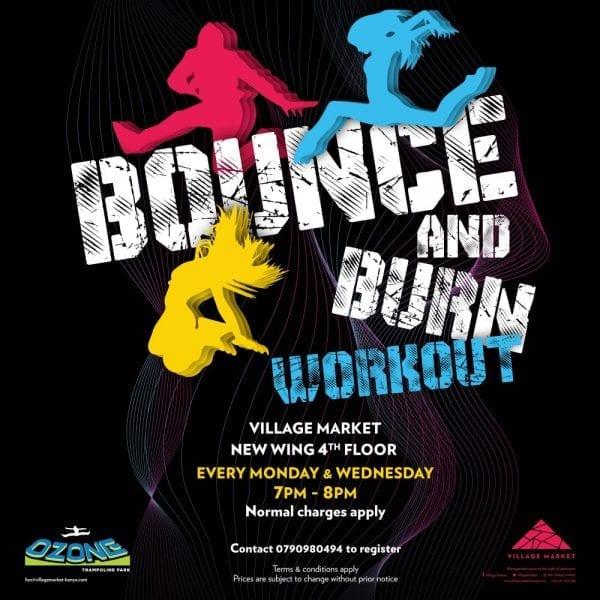 Bounce & Burn