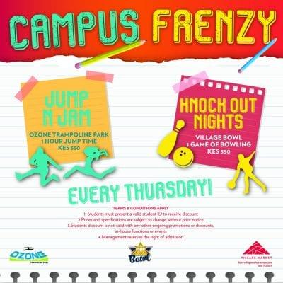 Campus Frenzy