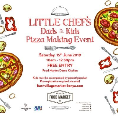 Little Chef's Event