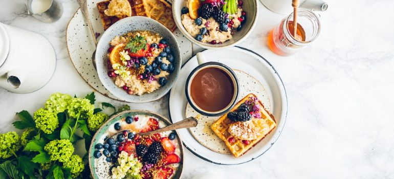 healthy breakfast habits