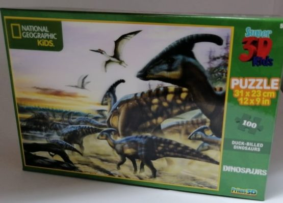 National Geographic Kids Duck Billed Dinosaurs