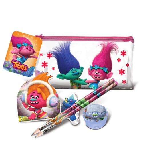 trolls pencil case